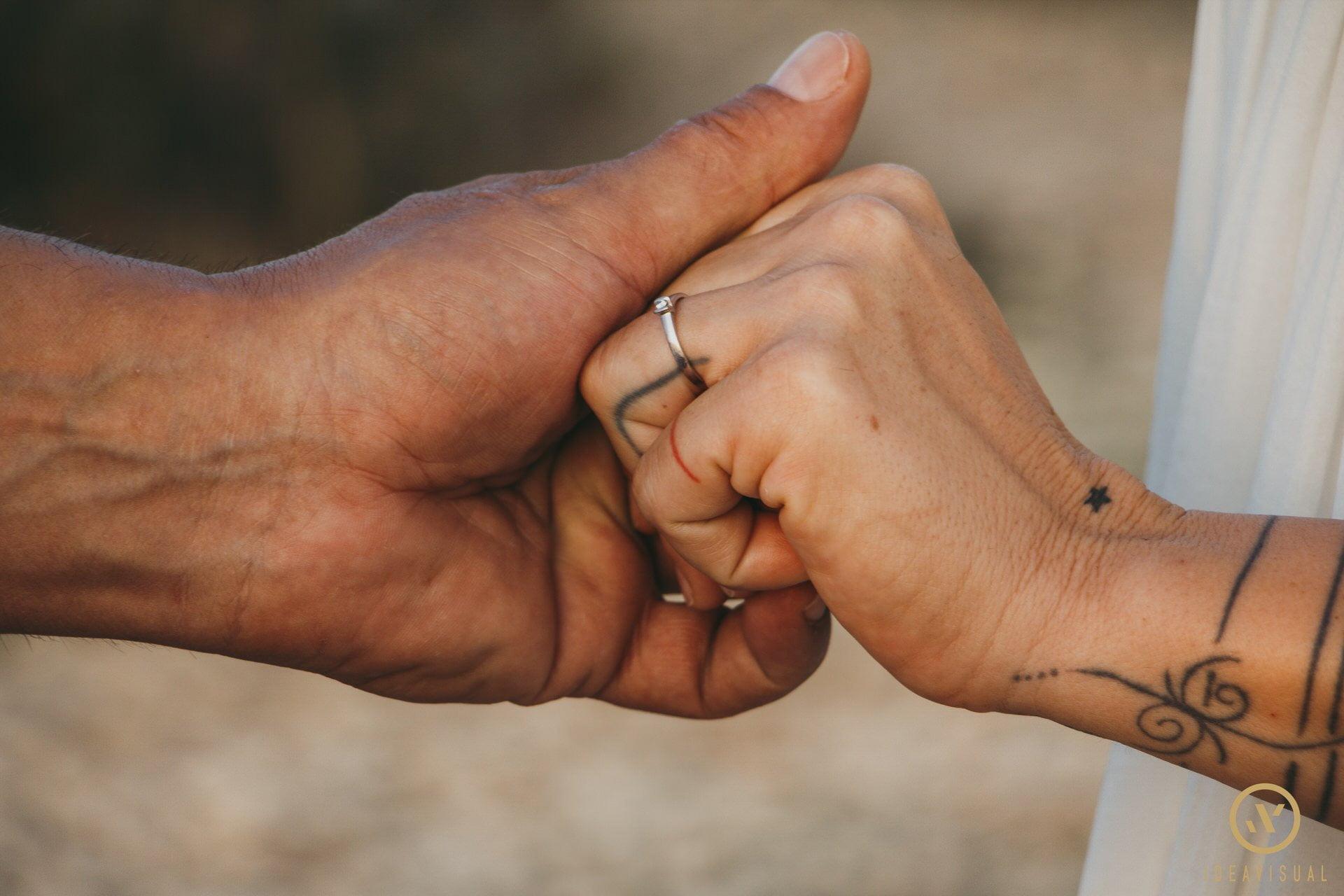 Matrimonio intimo a Ibiza