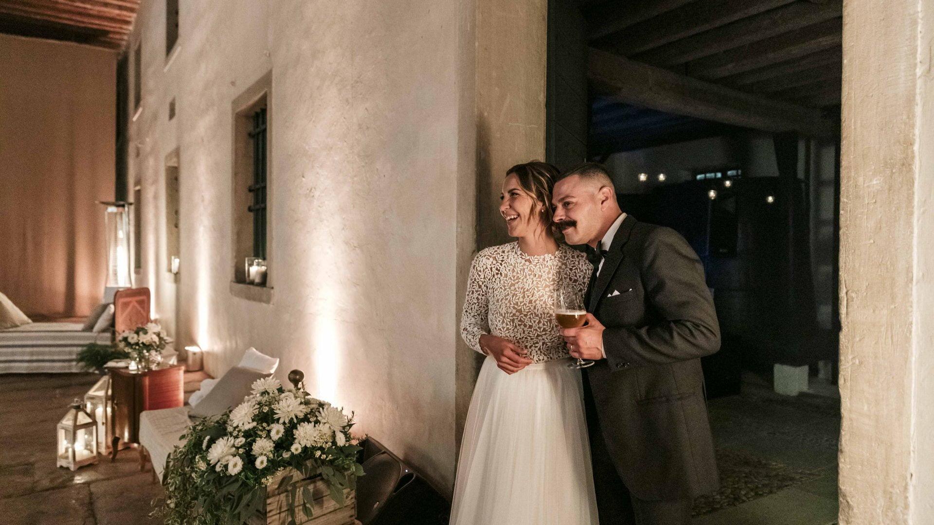 sposi discoteca matrimonio pordenone villa brandolini vistorta