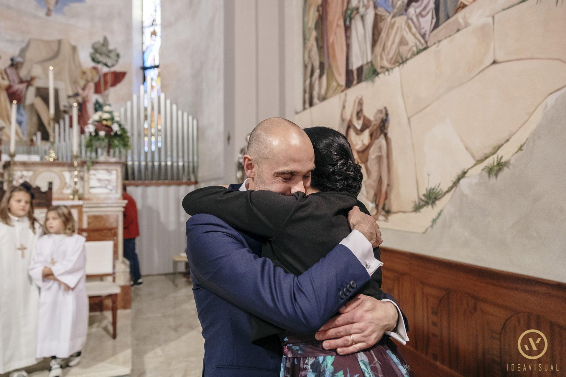 foto amici sposi chiesa matrimonio pasiano pordenone