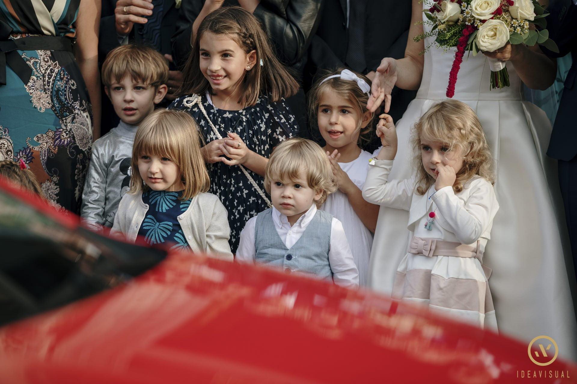 foto bambini chiesa matrimonio pasiano pordenone