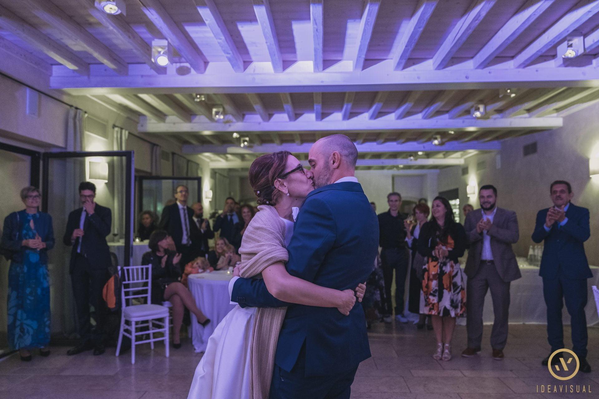 foto primo ballo sposi matrimonio tenuta polvaro