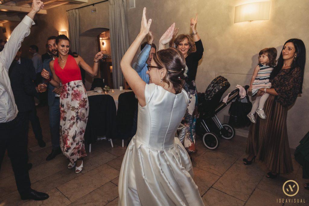 foto sposi ballo matrimonio tenuta polvaro