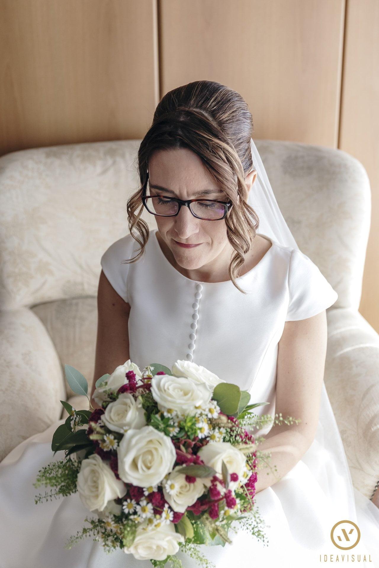 sposa con bouquet matrimonio pasiano pordenone