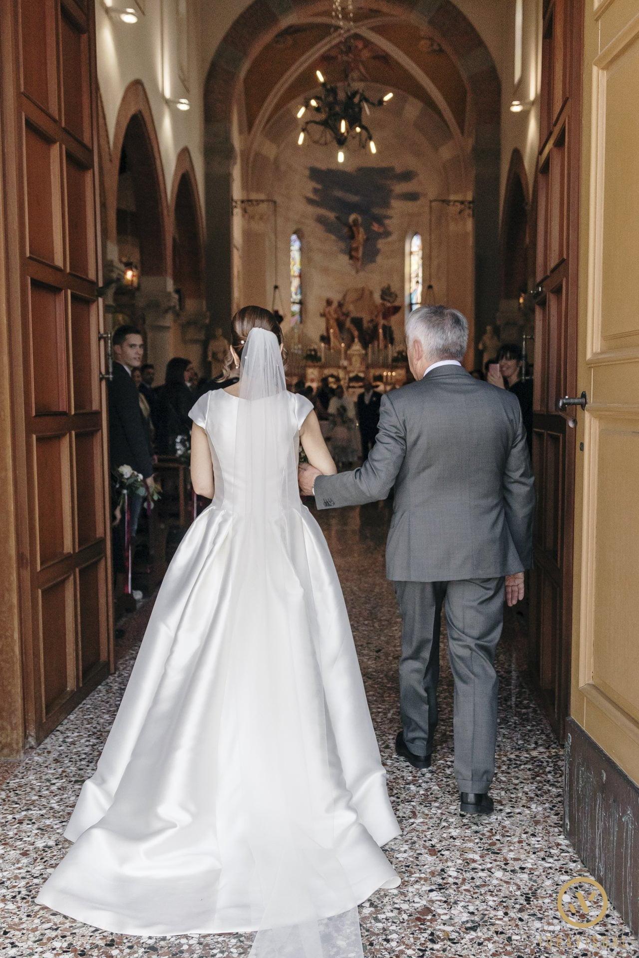 entrata sposa chiesa matrimonio pasiano pordenone