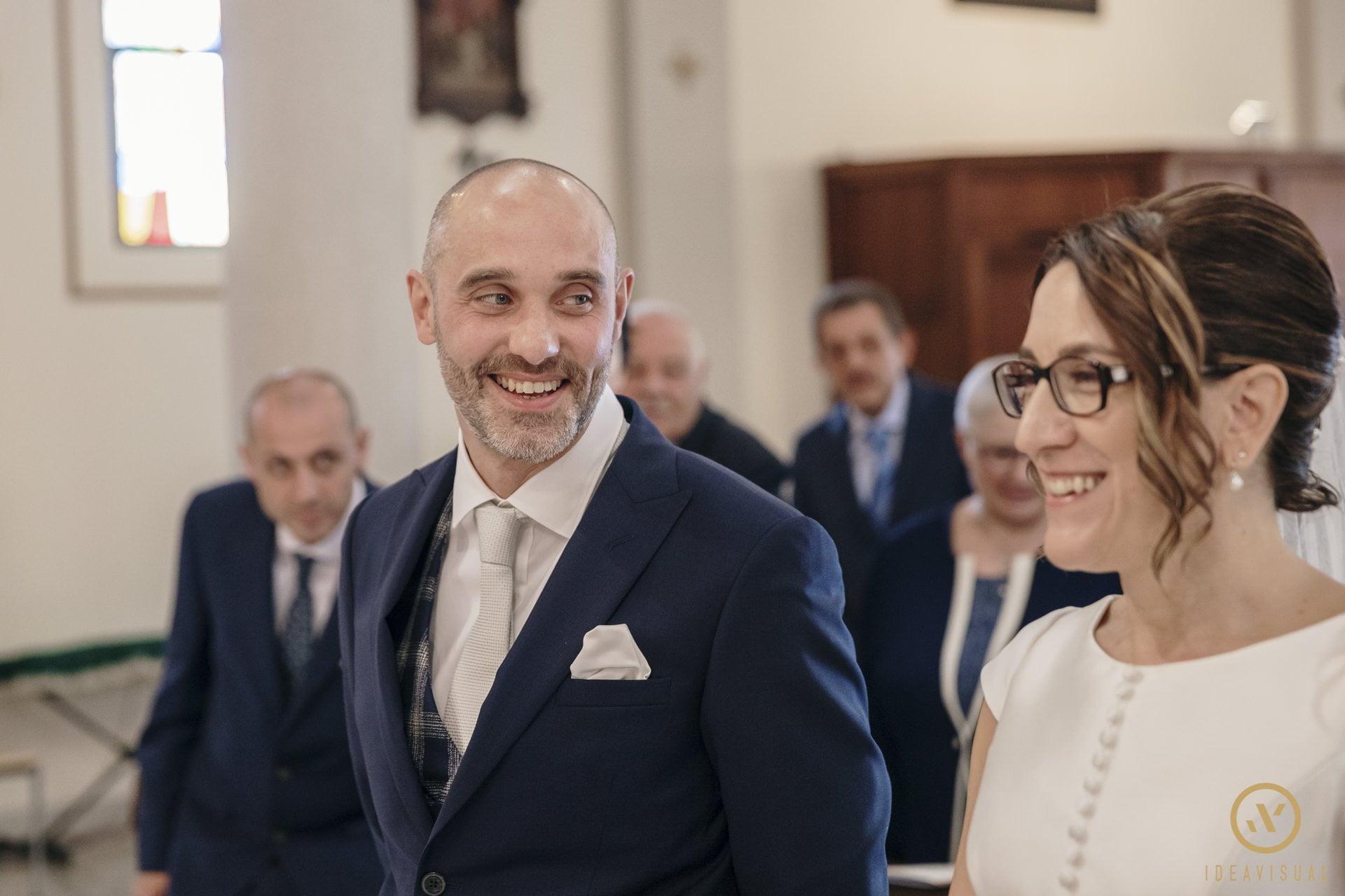 sposi chiesa matrimonio pasiano pordenone