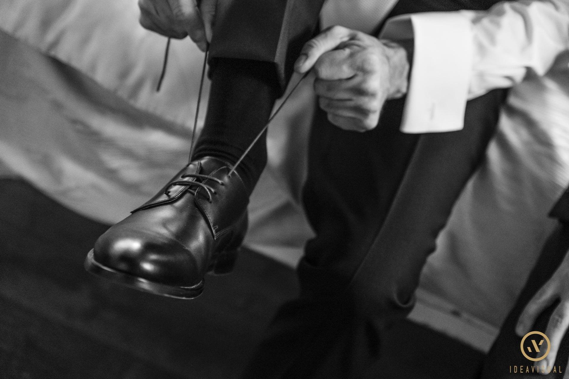 scarpe sposo preparativi matrimonio pasiano pordenone