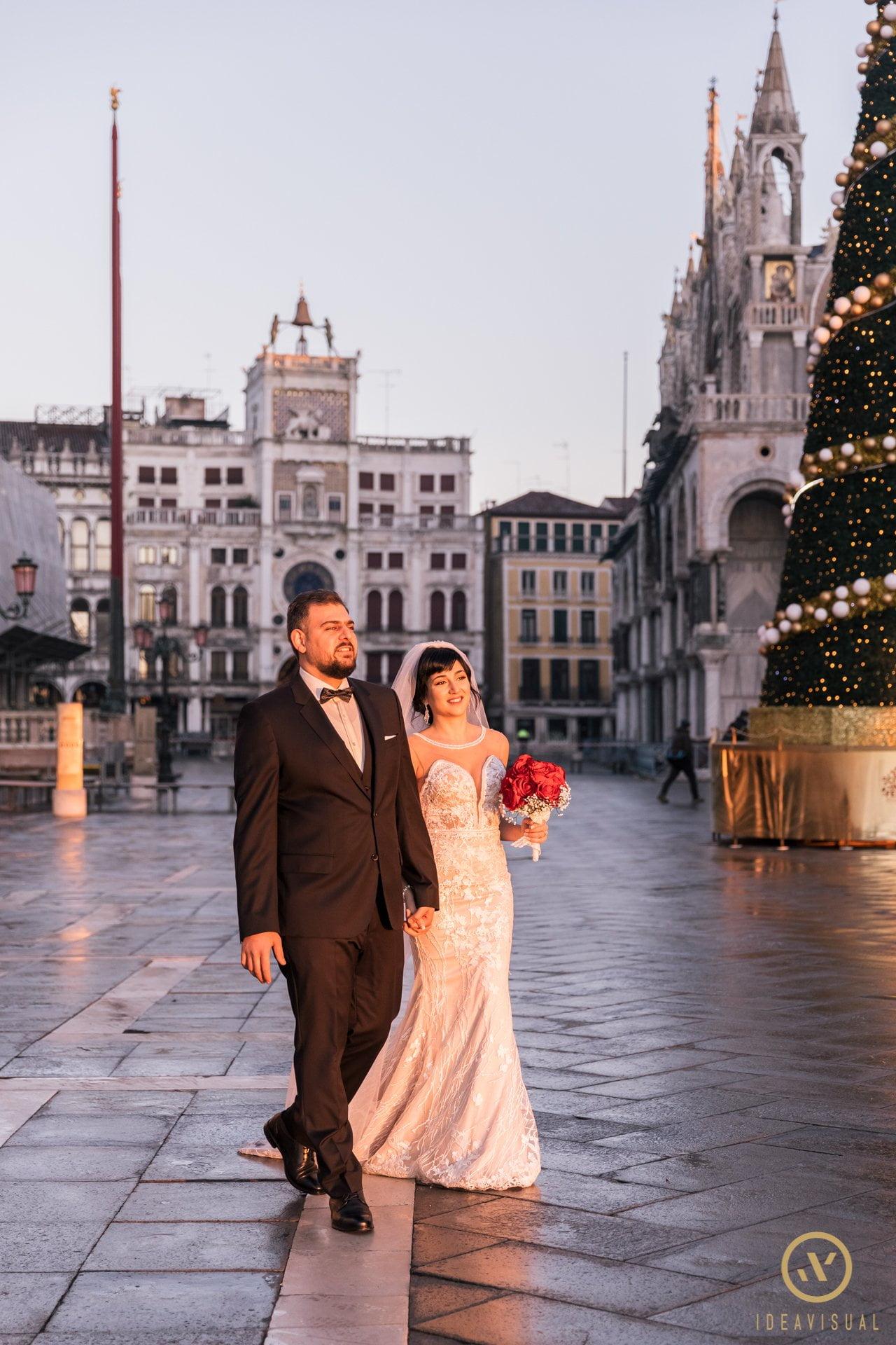 Post-matrimonio a Venezia