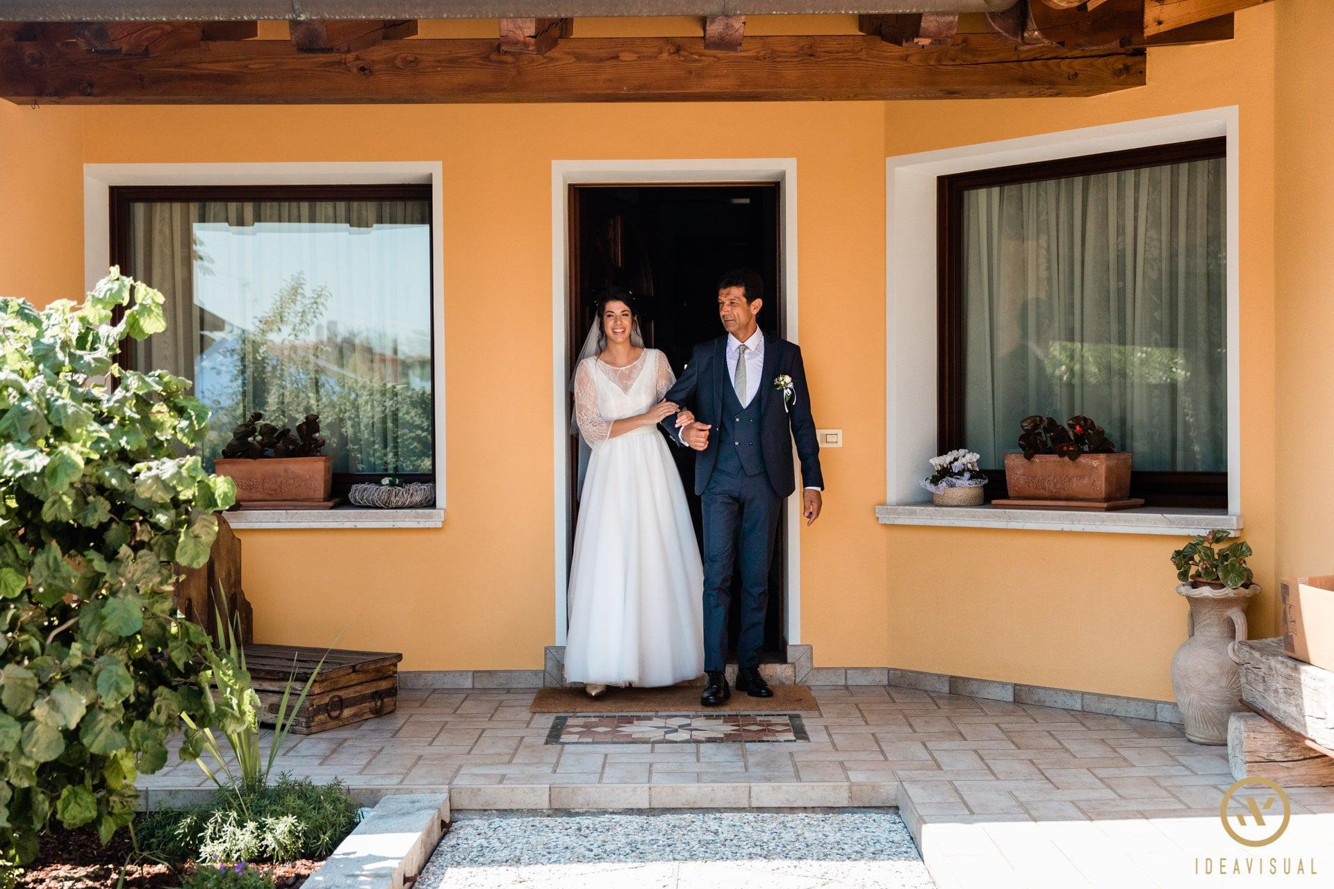 matrimonio a villa frattina