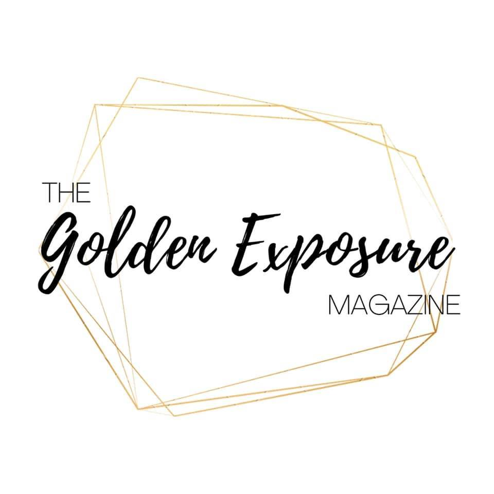 Logo Golden Exposure Magazine