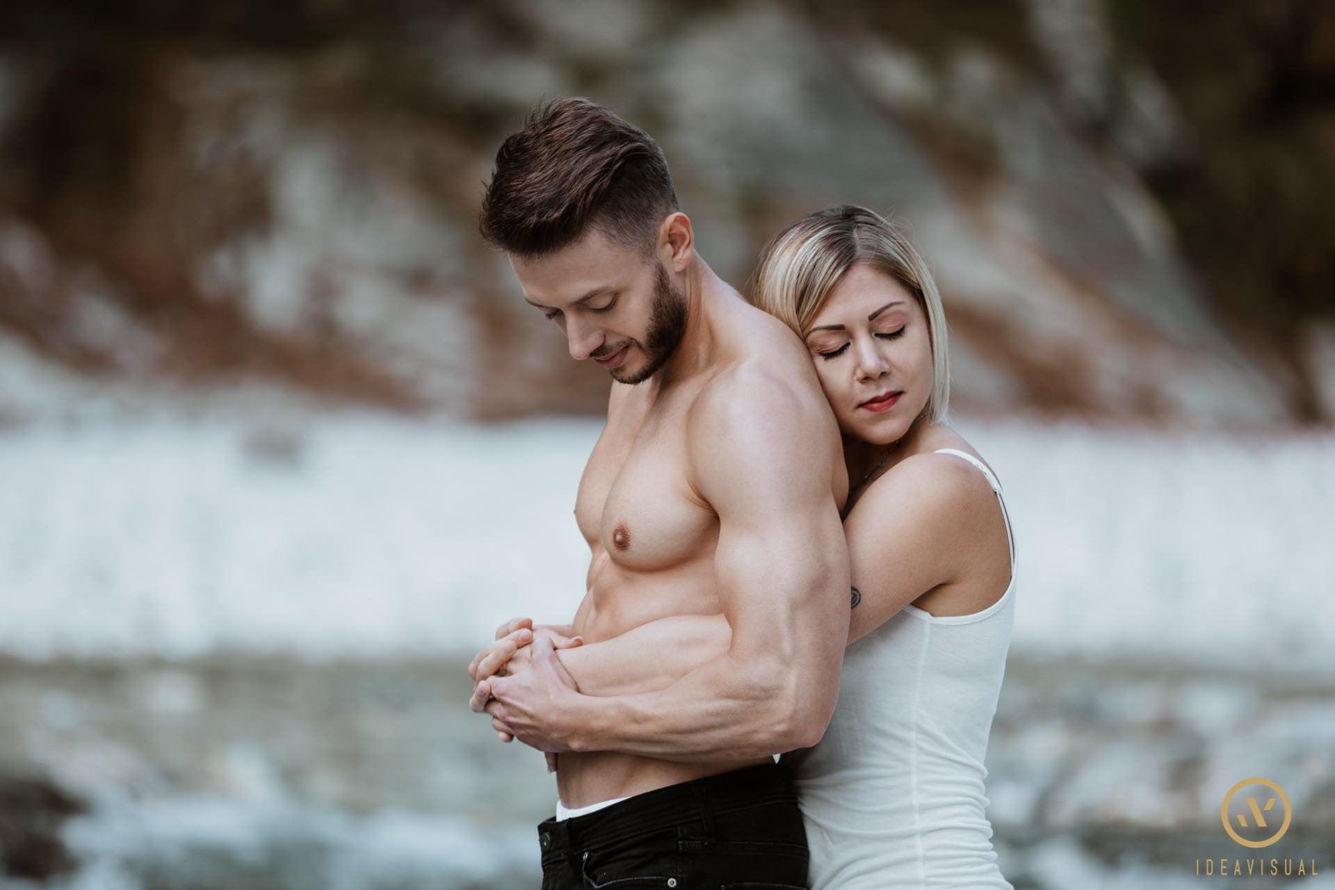 Servizio di coppia fitness