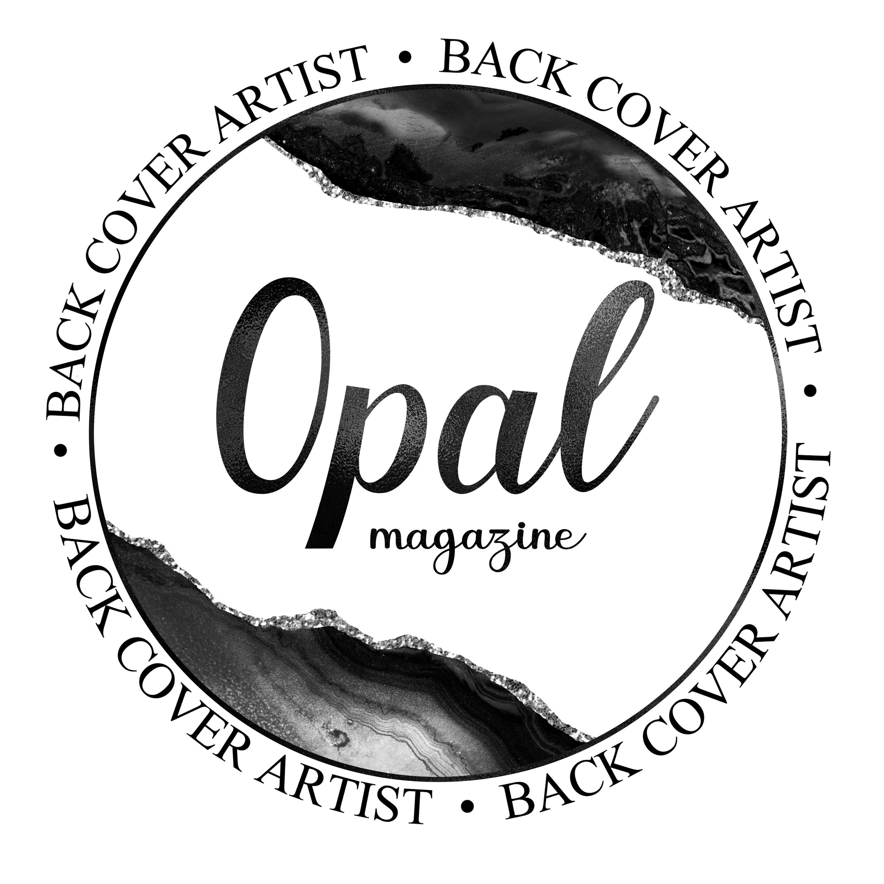Opal Back Cover Black