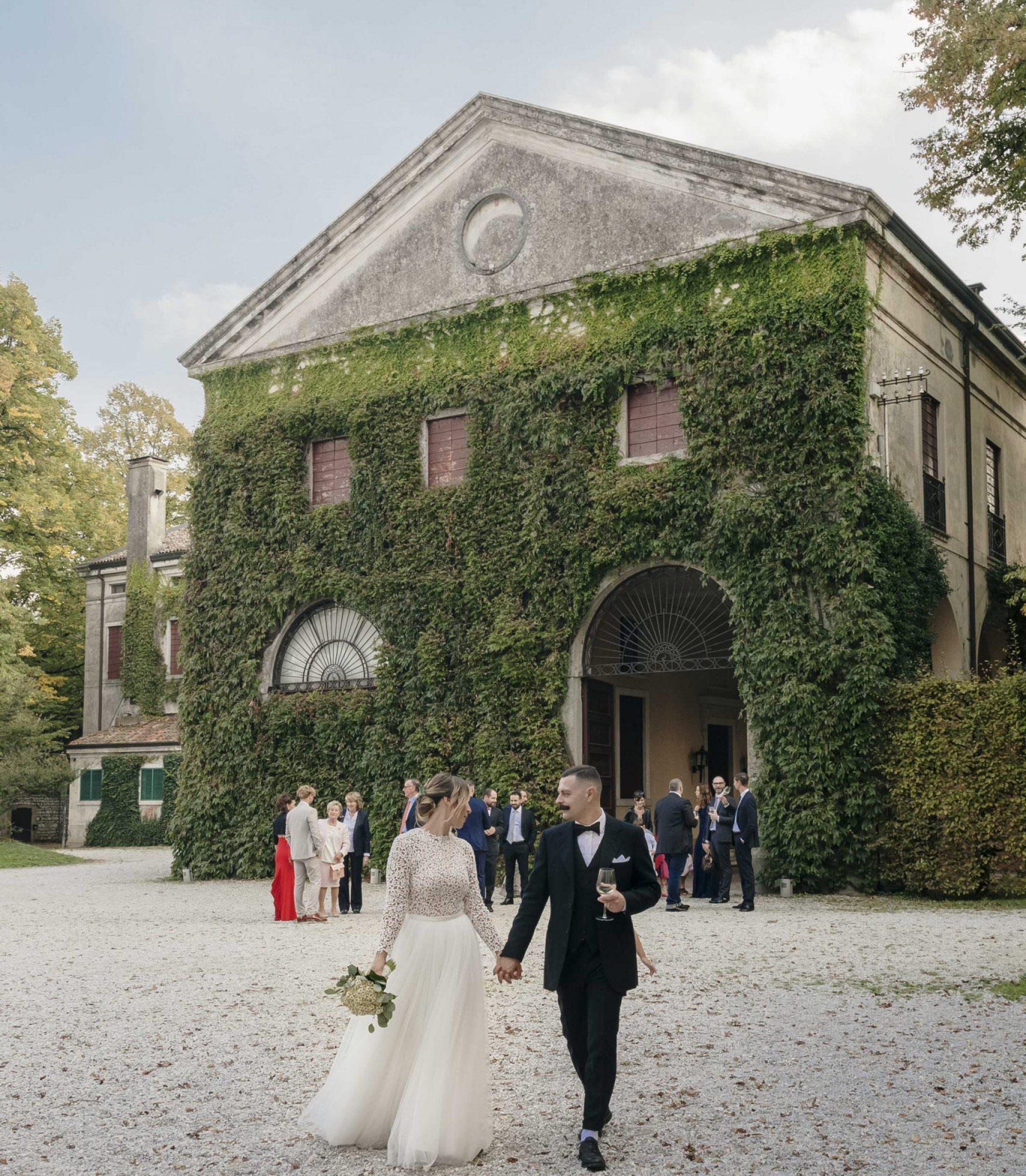 sposi villa matrimonio pordenone villa brandolini vistorta